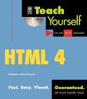 HTML book cover